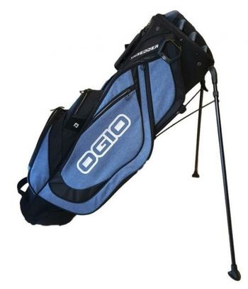 Ogio Shredder Blue static - bærebag